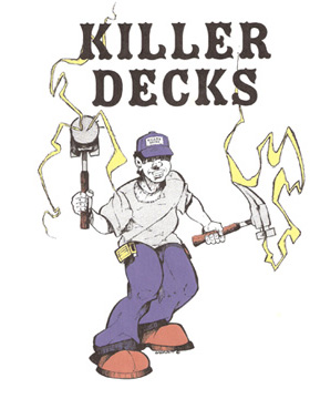 Deck Builders Serving Michigan Area