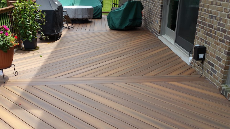 KILLER DECKS™  Michigan Deck Builder, Deck Parts Provider |